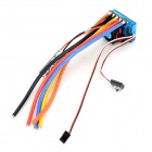 90A Sensor ABS Brushless Motor para 1/10 + 1/12 Toy Car - Azul + Preto + Multi-Colorido