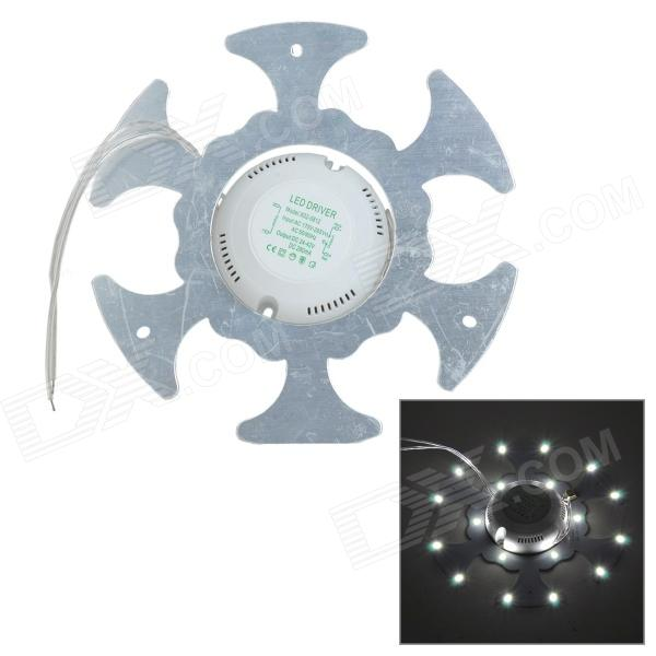 JRLED DIY 9W 700lm 18-5730 SMD LED Cold White Light Emitter (170~265V)