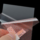 "DIY Universal Matte Screen Protector / Frosted Film for 4.7"" 5.0"" 5.3"" 6.0"" Phone  (10 PCS)"