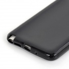 Protective TPU Back Case for Samsung Galaxy Note 3 Lite - Black