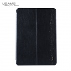 USAMS PU + PC Leather Case for Samsung Galaxy Note Pro12.2 P900 - Black