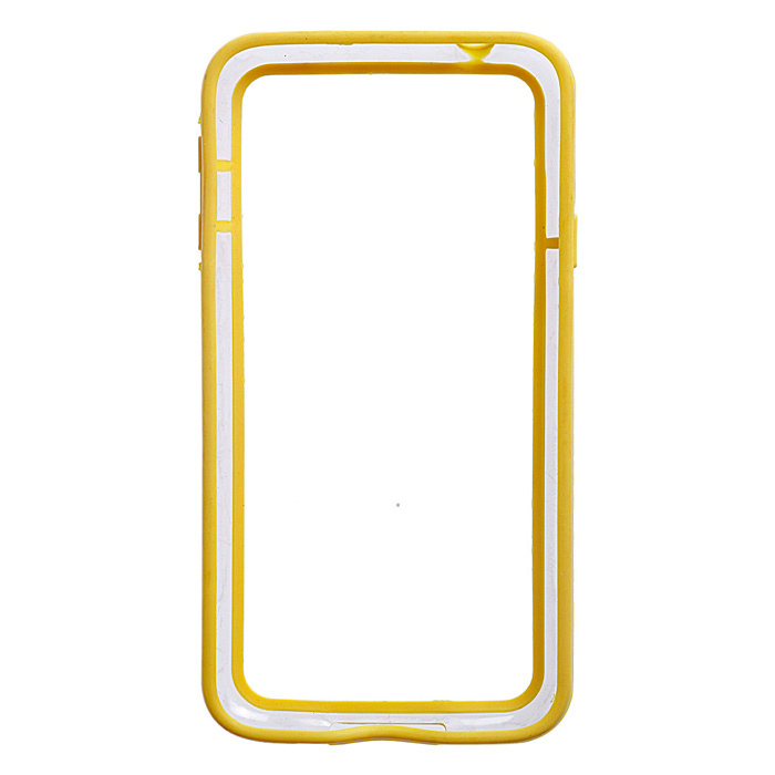 High Quality Protective Bumper Frame for Samsung Galaxy S5 - Yellow