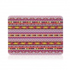 "RFH Bohemia Pattern Protective Full Body Matte Case for MACBOOK PRO 13.3"" - Multicolored"