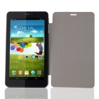 "F825 7.0"" Dual-Core Android 4.2 Phone Tablet PC w/ 1GB RAM, 4GB ROM, Wi-Fi, Bluetooth - White"