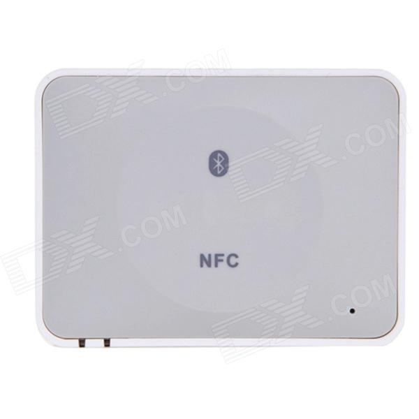 M-6131 Bluetooth NFC Hi-Fi Audio Receiver Lossless Amplifier Box Adapter - White