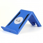 AOLUGUYA NO.1 QI Wireless Charger w/ Receiver Module for Samsung Tablet PC 8 Inch - Blue + White
