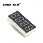 BONATECH 0.36 Inches Seven-Segment Display Module - Black + White