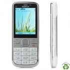 "Refurbished NOKIA C5 Symbian OS WCDMA Bar Phone w/ 2.2"", GPS, Bluetooth, FM - White"