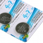 GODP CR2025 3V Lithium Cell Button Batteries (50 PCS)