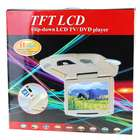 "Flip-down 11"" TFT LCD DVD Media Player with TV Tuner/SD/USB (NTSC/PAL)"