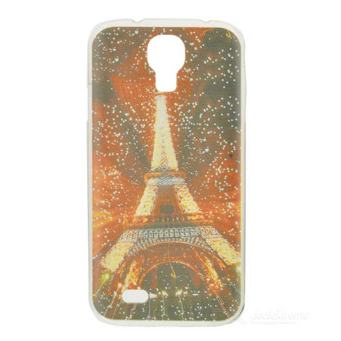 Kinston Shining Tower Pattern Hard Case for Samsung Galaxy S4 i9500