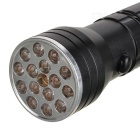 3-in-1 15-LED with Laser and UV Slim Flashlight (3 x AAA)