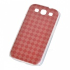 Kinston Plastic Back Case Cover for Samsung Galaxy S3 i9300 - Brown