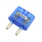 MaiTech EU Power Conversion pistorasia / EU Adapter Plug - Sininen