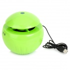 INF0RMYI YFY-MW002 ABS 3W USB Photocatalyst Mosquito Killer / Repellent - Green (5V)
