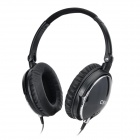 CS NCH-1 Active Noise Canceling Headband Headphone - Black