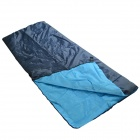 YWLY Outdoor Camping Polyester Sleeping Bag - Dark Blue