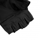 OUMILY Outdoor Tactical Half-finger Gloves - Black (Size M / Pair)
