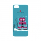 Genuine American Greetings iPhone5/5s Hard Case with screen protector - Owl - CA-IGAG002