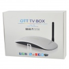 ZAP ZAP-S6 Android 4.2  Google TV Player w/ 1GB RAM, 8GB ROM, Bluetooth, TF, HDMI - White + Black