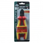 Pro'sKit PM-917 Insulated Side Cutter - Red + Yellow (165mm)