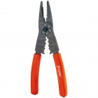 Pro'sKit 8PK-CT009 Multi-Purpose Crimping Pliers / Wire Crimpers - Red (Metric 210mm)