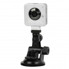 Kaynikon KNK-E9000 CMOS 720P Mini Camera w/ Wi-Fi / TF - White