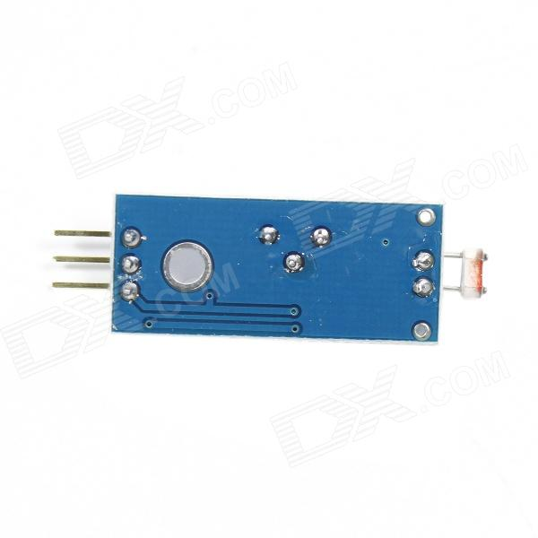 Photoresistor sensor module for arduino works with