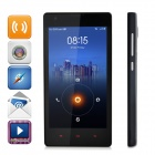 "XiaoMi Redmi 1S Android 4.3 Quad-core WCDMA Bar Phone w/ 4.7"" Screen, Wi-Fi and GPS - Black + Grey"
