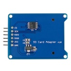 SD / TF Card Adapter Module for Arduino 3.3V / 5V Compatible Multi-Functional Reading Writing Module