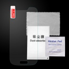 Mr.northjoe 0.3mm 2.5D 9H Tempered Glass Film Screen Protector for Samsung Galaxy S4 Mini