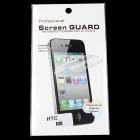 Protective PET Clear Anti-Scratch Screen Film Guard Protector for HTC One M8 (5 PCS)