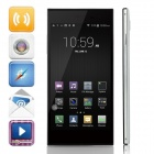"LEAGOO Lead1 Quad-Core Android 4.4.2 WCDMA Bar Phone w/ 5.5"" HD, 8GB ROM and GPS - White + Black"