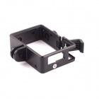 Fixed Frame w/ Filter for GoPro Hero 4 / 3 / 3+ - Black