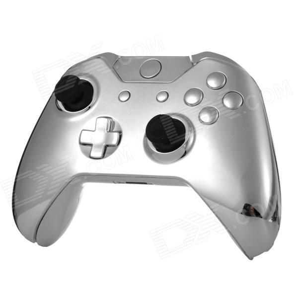 SW-0003 Replacement ABS Wireless Controller Shell Case for XBOX ONE - Silver 929064 лампа led 220v tabl gx53 6w 60w 180g fr 4200k 20000h 929064 lightstar