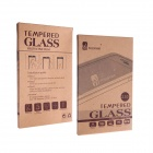 Explosion-proof Tempered Glass Screen Protector Guard Film for IPHONE 4 / 4S - Transparent