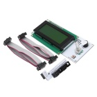 Reprap Ramps 1.4 2004LCD Smart Controller for 3D Printers - White + Green