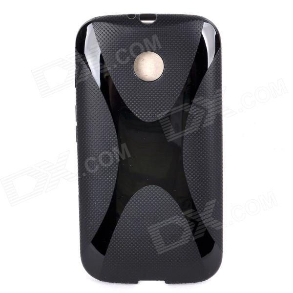 x-style-protective-tpu-back-case-for-moto-e-black