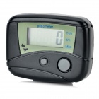 "1.0"" LCD Fitness Pedometer with Distance / Calories Count - White (1 x LR1130)"