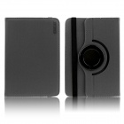 "ENKAY Universal 360 Degree Rotation Protective Case w/ Holder for 7.0"" / 8"" Tablet PC - Black"