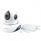 VStarcam T7838WIP-AR 1.0 MP Wireless Linkage Alarm P2P IP Camera w/ Door Window Alarm Magnetic
