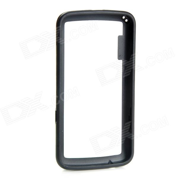 Protective TPU + PC Bumper Frame for Samsung Galaxy Grand 2 G7106 - Black