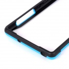 Protective TPU + PC Bumper Frame for Sony Xperia Z2 - Blue + Black