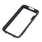 Protective TPU + PC Bumper Frame for Samsung Galaxy S5 - White + Black