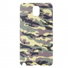 Camouflage Style Protective Plastic Back Case for Samsung Galaxy Note 3 - MultiCam