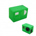 BZ BZ131 Protective Silicone Case for GoPro Hero 3+ / 3 - Green