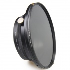 TianYA 145mm Filter Holder Adapter + CPL for Nikon AF-S NIKKOR 14~24mm f/2.8G ED Lens - Black