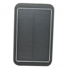 ODEM L-8000T ''8000mAh'' Li-polymer Battey Solar Power Bank w/ Indicator for IPHONE / IPOD - Black