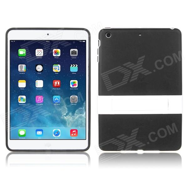 Enkay protection TPU Case w / support pour iPad Mini / Mini 2 - Noir