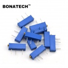BONATECH Adjustable Potentiometer - Blue (10 PCS)